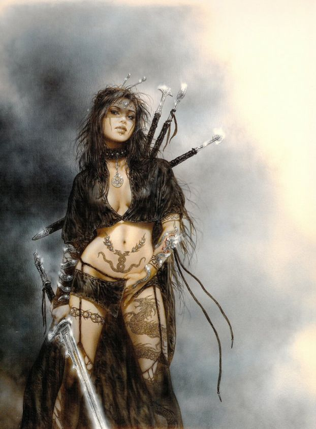 Personajes de Earlinde Subversive_beauty_luis_royo