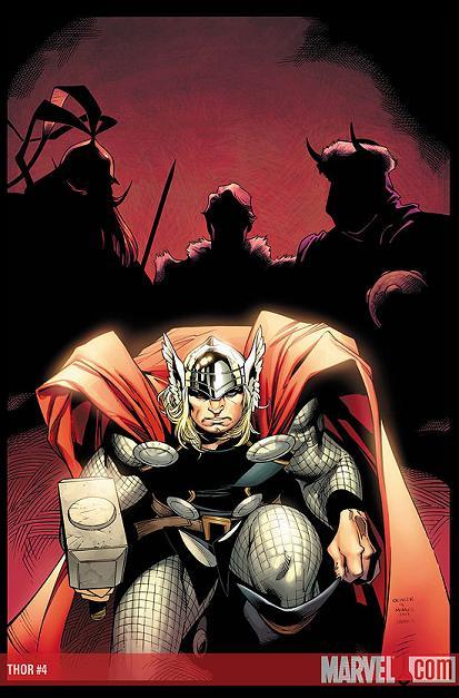 Thor #4 a la venta