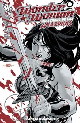 Wonder Woman el ataque de las Amazonas 03