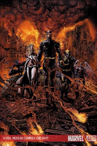 X-Men Complejo de Mesias