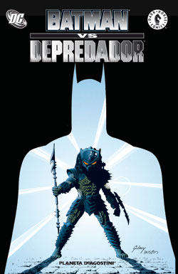Batman vs Depredador