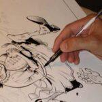 Guionistas y dibujantes de cómic y sueños