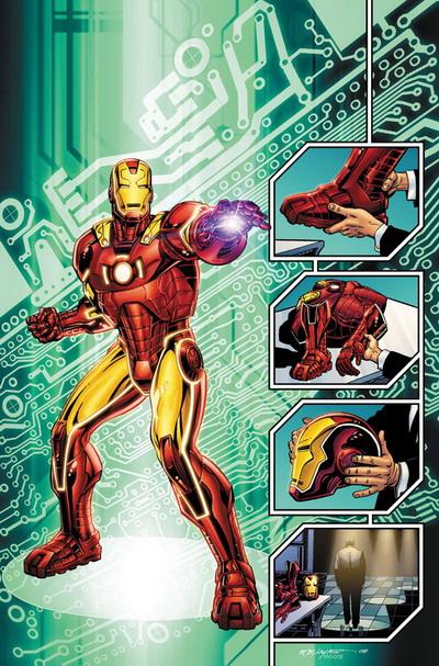 Iron Man The End
