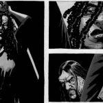 Los muertos vivientes, comic de terror