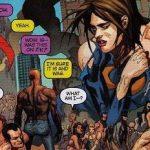 Los Nuevos Vengadores #32, la confianza