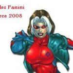 Novedades Panini Septiembre 2008