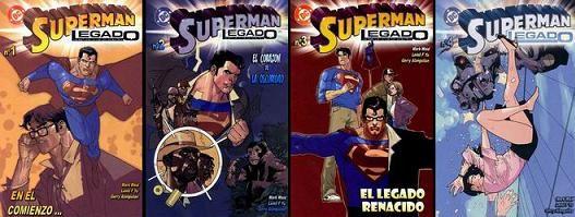 Portadas de Superman