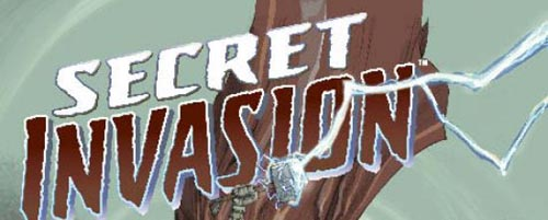 Secret Invasion titulo