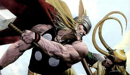 Asgard, un reino mitico