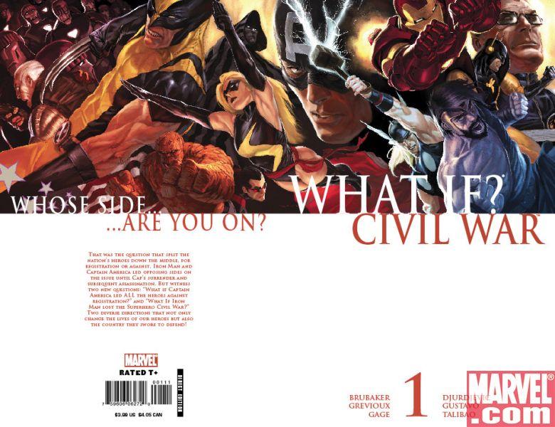 What If Civil War