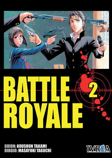 Portada Battle Royale