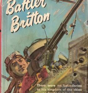 Battler Britton, as de la Segunda Guerra Mundial