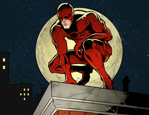 Daredevil, Dan Defensor