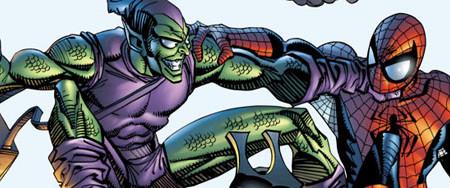 Archirrivales: Spiderman versus El Duende Verde