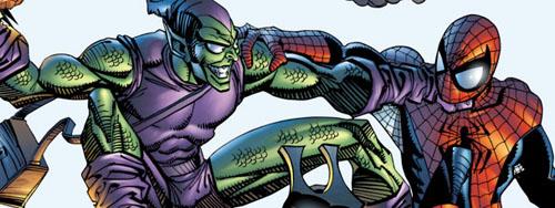 Archirrivales Spiderman Versus El Duende Verde