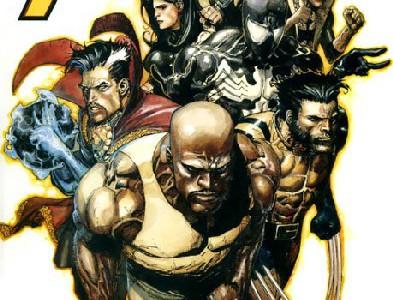 Los Nuevos Vengadores #33, un nuevo paso hacia la Invasion