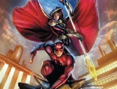 Magdalena y Daredevil, contra los demonios