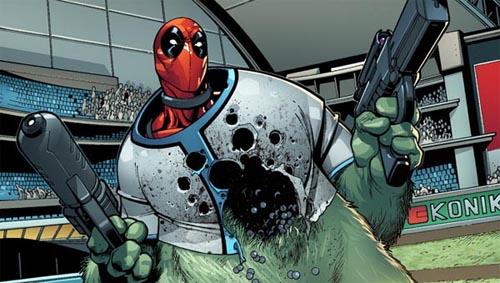Masacre vuelve contra los Skrulls