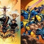 Dias del futuro pasado, portada mitica de X-Men