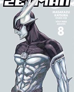 Zetman #8 de Masakazu Katsura