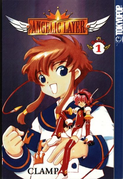 Portada de Angelic Layer