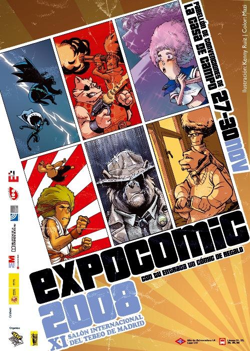 XI edición Expocomic 2008
