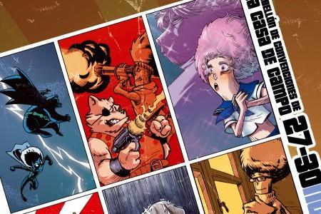 Expocomic, XI Salon Internacional del Comic de Madrid