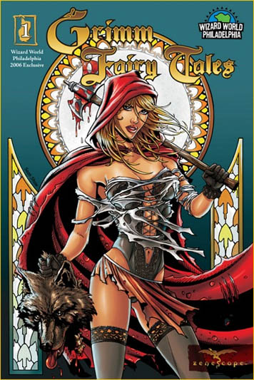 Grimm Fairy Tales Caperucita