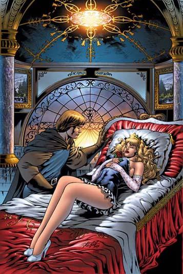 Grimm Fairy Tales Bella Durmiente