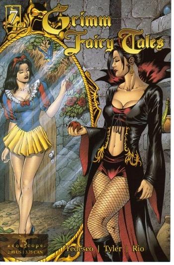 Grimm Fairy Tales Blancanieves