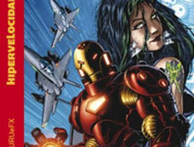 Iron Man Hipervelocidad
