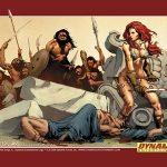 Red Sonja 2, arqueros