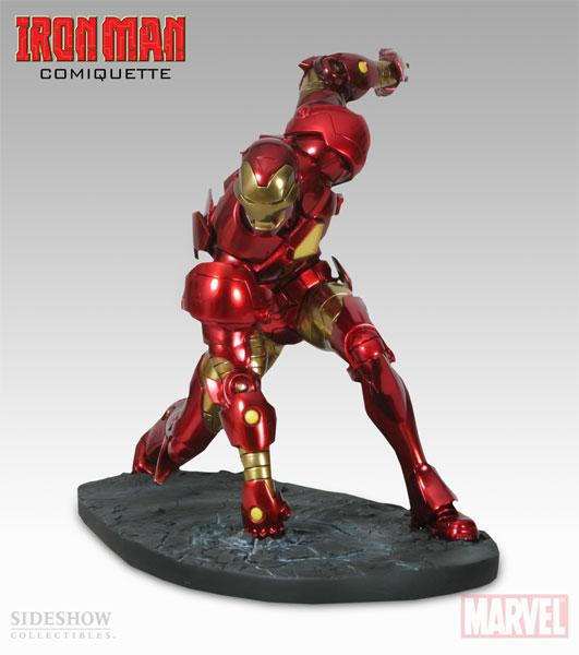 Sideshow Iron Man