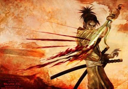 La Espada del Inmortal, casi un clásico de Kurosawa