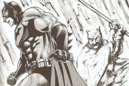 Batman, la mascara de la muerte
