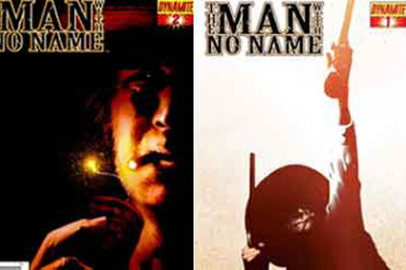 The Man with no Name, el western cómic cambia de guionistas
