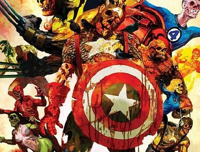Marvel Zombies, Civil War: para estomagos fuertes