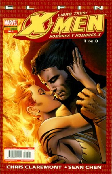 portada fin X-Men libro III