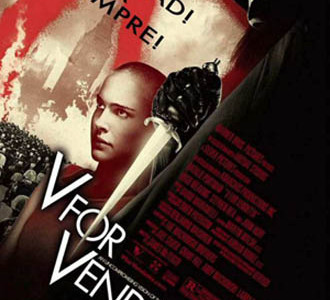 V de Vendetta, pelicula o comic