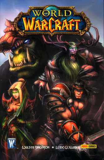 World of Warcraft Portada