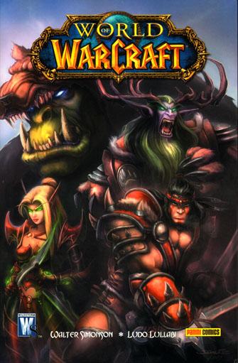 World of Warcraft Portada