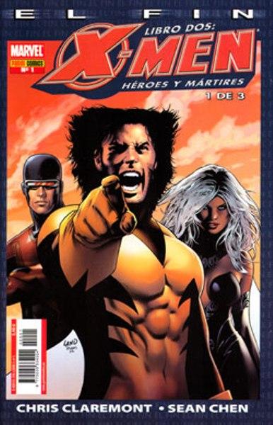 Portada fin X-Men II