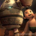 Astroboy, el niño robot en versión digital