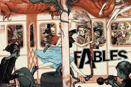 Fabulas, del cómic a la televisión