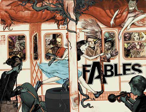 Fabulas comic