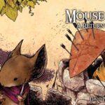 Mouse Guard, los ratones están de regreso