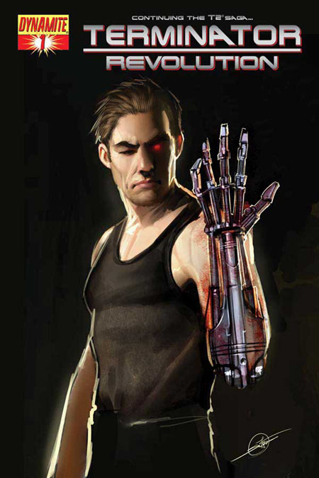 Terminator Revolution