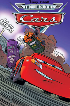 Portada de Cars