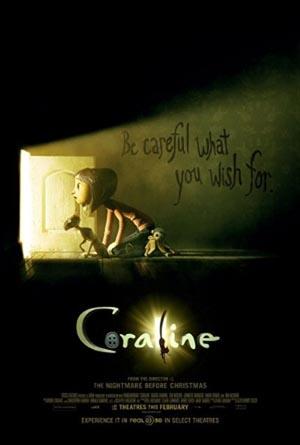 Poster de Coraline