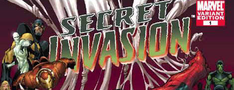 Invasion Secreta #1